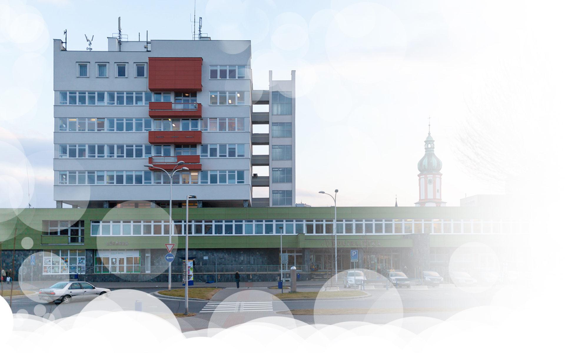 Oční ambulance Frýdek-Místek